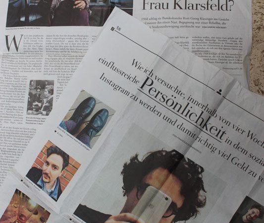 Original-Ausschnitte aus der Zeit, 20. Juni 2017