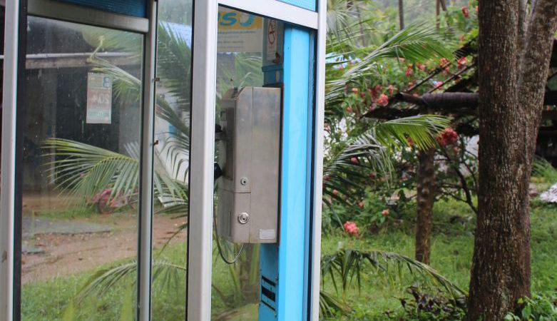 Telefon ohne Service