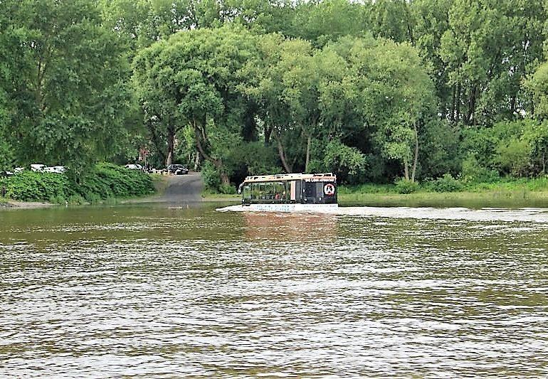 Boot oder Bus - das ist hier die Frage!
